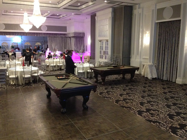 Location de table de billard les services billard neuf - Les services a table ...